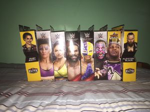 Wwe action figures for Sale in Hanover Park, IL