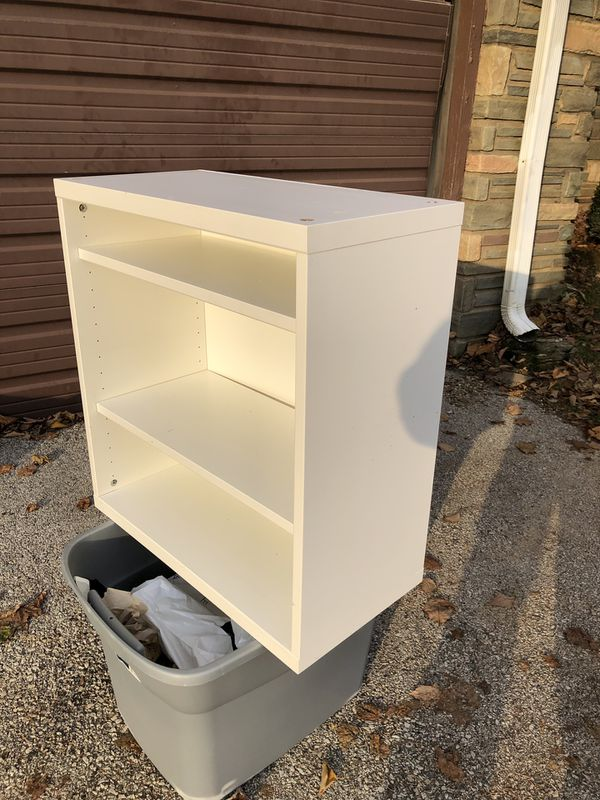 Small cabinet with shelfs