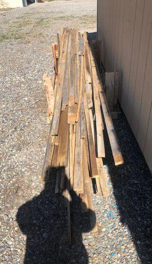 Oak Barn wood for Sale in Montrose, CO