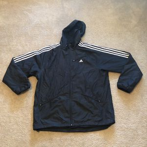 Adidas Nylon Mesh Lined Jacket for Sale in Humble, TX