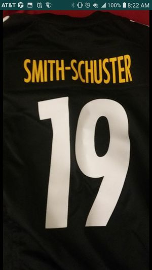 Nike Steelers women jersey juju small and medium for Sale in Norfolk, VA