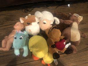 Stuffed animals for Sale in Kirkland, WA
