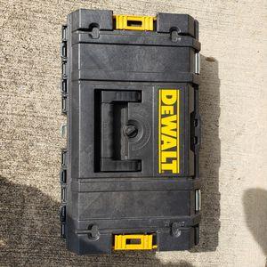 DeWalt drill box for Sale in Houston, TX