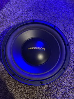 """10"""" Subwoofer 1000 Watts Max. for Sale in Temple, TX"""