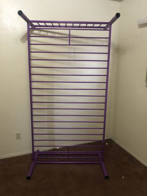 Purple twin bed frame for Sale in El Monte, CA