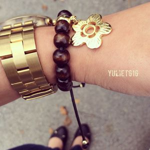 Wood & Leather Bracelet for Sale in Hialeah, FL