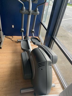 Like new lifetime commercial grade elliptical for Sale in Snohomish, WA