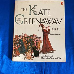 The Kate Greenaway Book 1976 Softcover for Sale in Arroyo Grande, CA