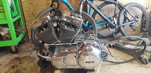 Harley davidson 103 motor with 18000 miles used in good shape for Sale in Oak Lawn, IL