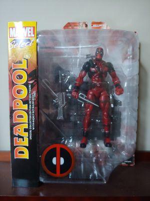 Deadpool Diamond Selection Action Figure for Sale in Alexandria, VA