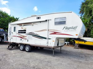 2007 Forest River Flagstaff for Sale in Hollywood, FL