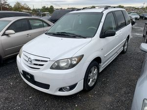 2006 MAZDA MOV 2WD V6 MINIVAN AUTOMATIC for Sale in FAIRMOUNT HGT, MD