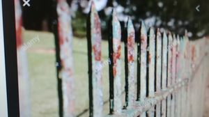 Wrought Iron (from historic Old Stone Church) for Sale in Cleveland, OH