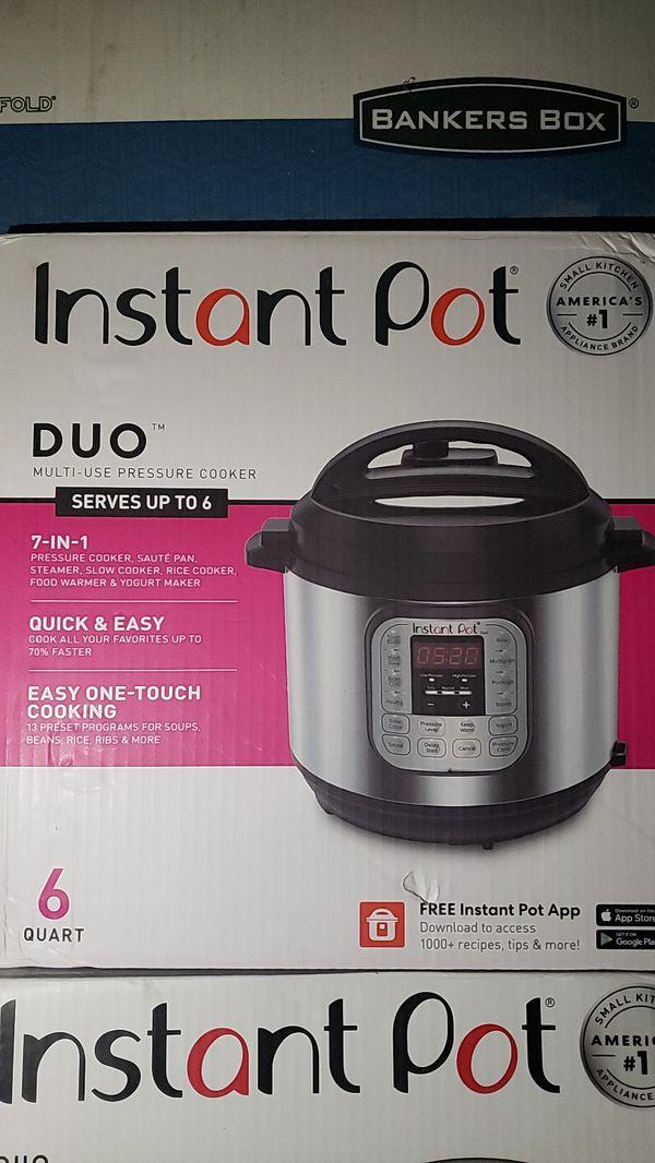 Instant Pot *brand new*