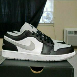 VNDS GREY LOW 1'S [SZ. 9.5][OG ALL][FIRM!] for Sale in Bristol, CT