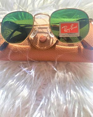 Brand New Authentic RayBan Hexagonal Sunglasses for Sale in Fort Worth, TX