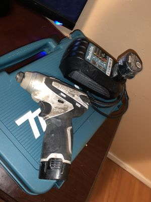 Makita 12 v Drill for Sale in Gilroy, CA