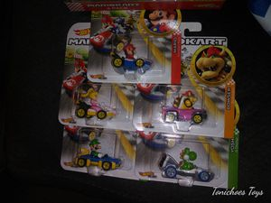 Mario hot wheels for Sale in El Monte, CA