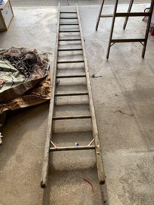 Antique 12 foot ladder for Sale in Mt. Juliet, TN