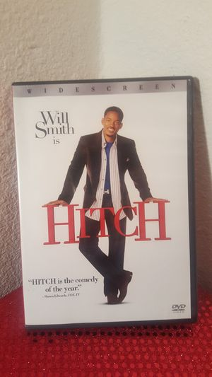 Hitch, DVD Movie Will Smith 2005, Excellent Working Condition for Sale in San Diego, CA