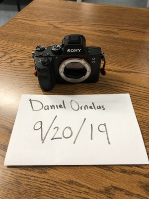Sony A7iii & 24-70 2.8 G Master for Sale in Simi Valley, CA