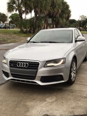 Audi A4 for Sale in Tampa, FL