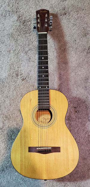 Fender MA-1 Travel / Student Guitar for Sale in Hayden Lake, ID