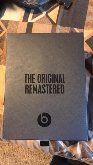 Beats Studio original remastered for Sale in Seattle, WA
