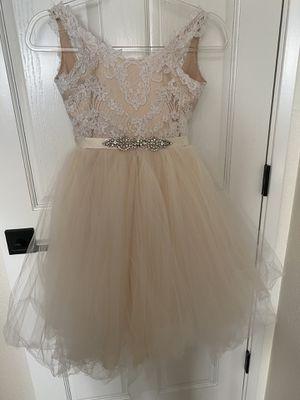 Little Girl Fancy Dress size 8/10 for Sale in Kenmore, WA