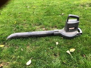 Electric leaf blower for Sale in Pittsburgh, PA