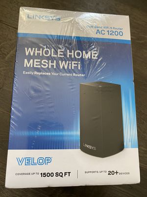 Linksys AC 1200 Router for Sale in Wildomar, CA