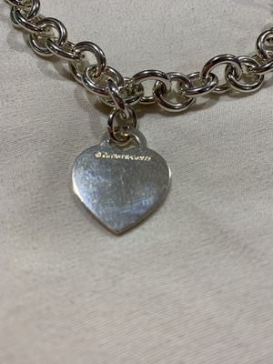 Authentic Tiffany necklace for Sale in Los Angeles, CA