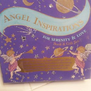 ANGEL INSPIRATION :FOR Sereity & Love Book & Get Set Cards for Sale in Clovis, CA
