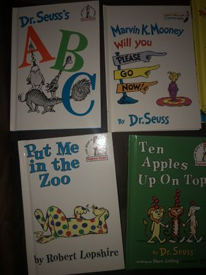 Dr. Seuss books for Sale in Torrance, CA