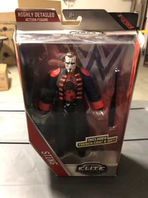 Sting Elite action figure brand new for Sale in Fontana, CA