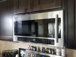 Samsung convection microwave for Sale in Derby, KS