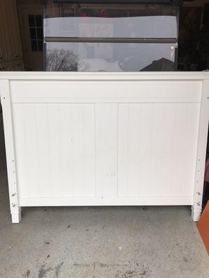 White Headboard for Sale in Fayetteville, AR