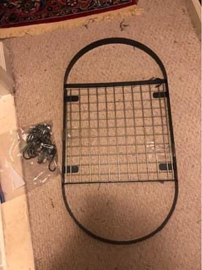 Oval Pot Rack - ceiling mount for Sale in Ashburn, VA