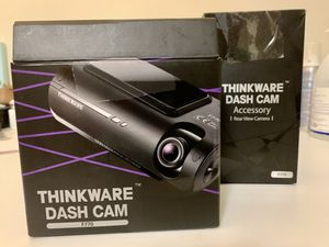 Thinkware F770 Dashcam Front and Rear Cams for Sale in Queens, NY