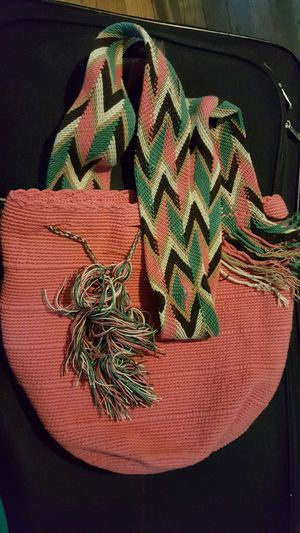 Hand made colombian bag for Sale in Riverdale Park, MD