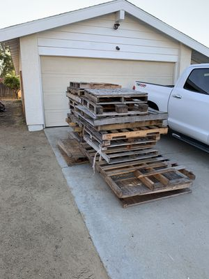 Free Wood Pallets for Sale in San Diego, CA