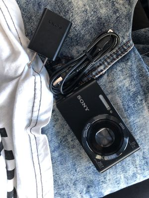 Sony Digital Camera 8x optical zoom 20.1 pixels No Battery** Brand New*** for Sale in Rockville, MD