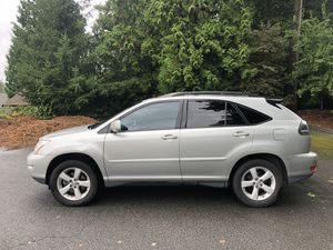 2004 Lexus RX 330 awd for Sale in Snohomish, WA
