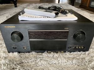 Powerful Marantz Receiver/ Amplifer for Sale in Las Vegas, NV