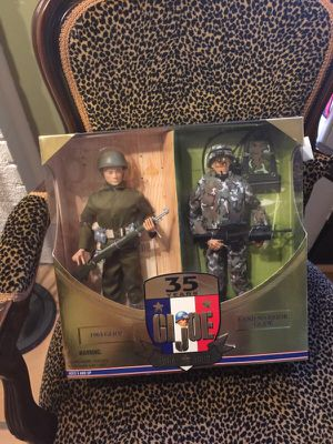 1964-1999 G.I. Joe Now & Then for Sale in Tampa, FL