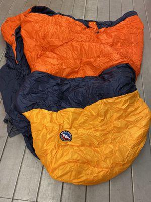 Big Agnes Dream Island 15 degree double sleeping bag for Sale in San Francisco, CA