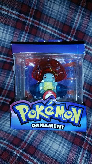 Pokemon Squirtle Ornament 2005. New in pkg. for Sale in Weirton, WV