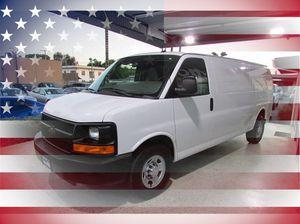 2015 Chevrolet Express 3500 cargo van for Sale in Anaheim, CA