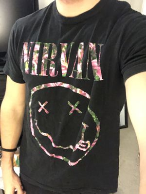 NIRVANA Graphic Tee (S) for Sale in San Diego, CA