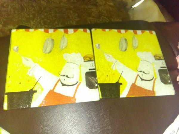 Kitchen hot plates